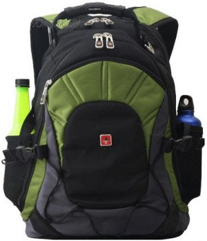 Swisswin Green Label SW9663 Green 15'' (36л)