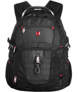 Swisswin Hill SW8112 Black 15'' (35л)